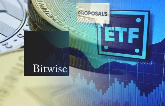 etf bitcoin NYSE