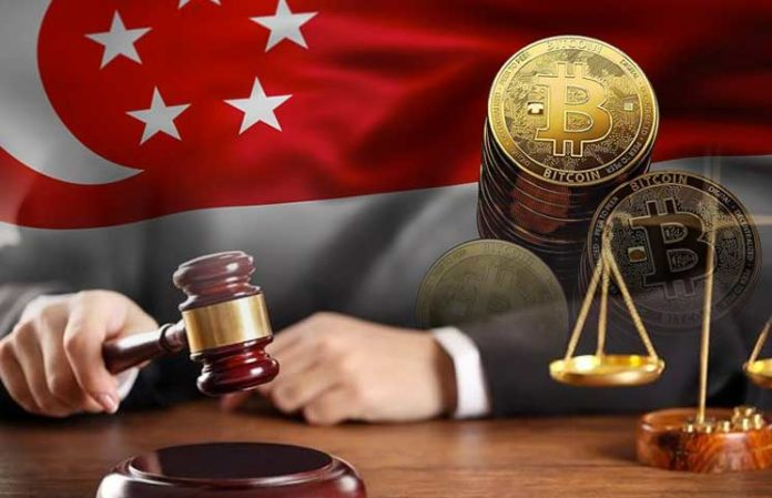 singapore tax on cryptocurrency