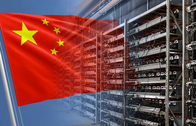 Čínští těžaři nepodléhají panice, BTC neprodávají