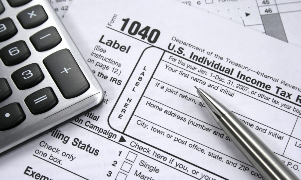 cryptocurrency on tax return