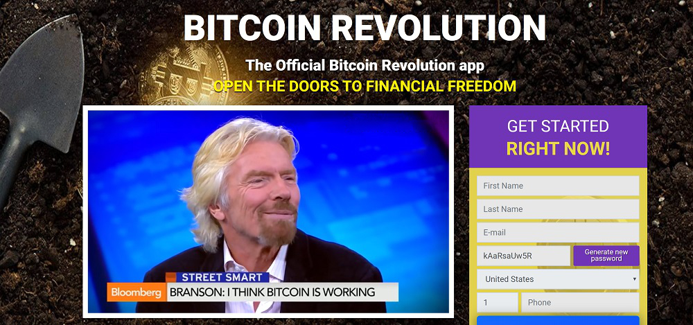 Bitcoin Revolution: Wanna Earn $1,000 a Day? Not With This Scam, Government Warns