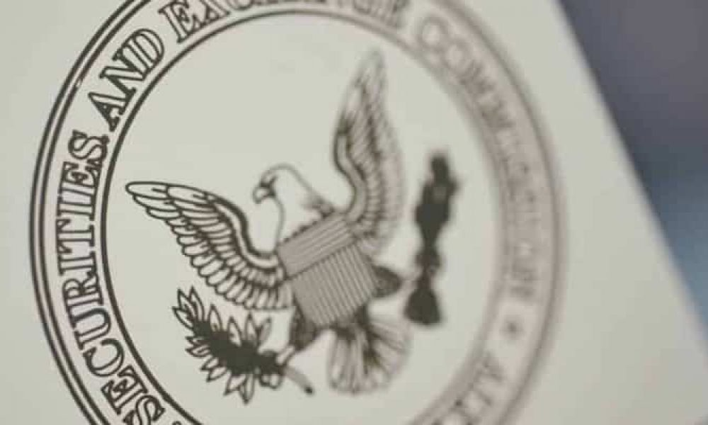 SEC Charged A DeFi, lender, sales,