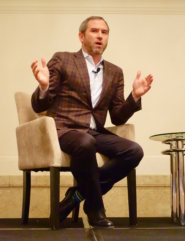 Ripple's CEO believes, xrp, garlinghouse, sec, brad