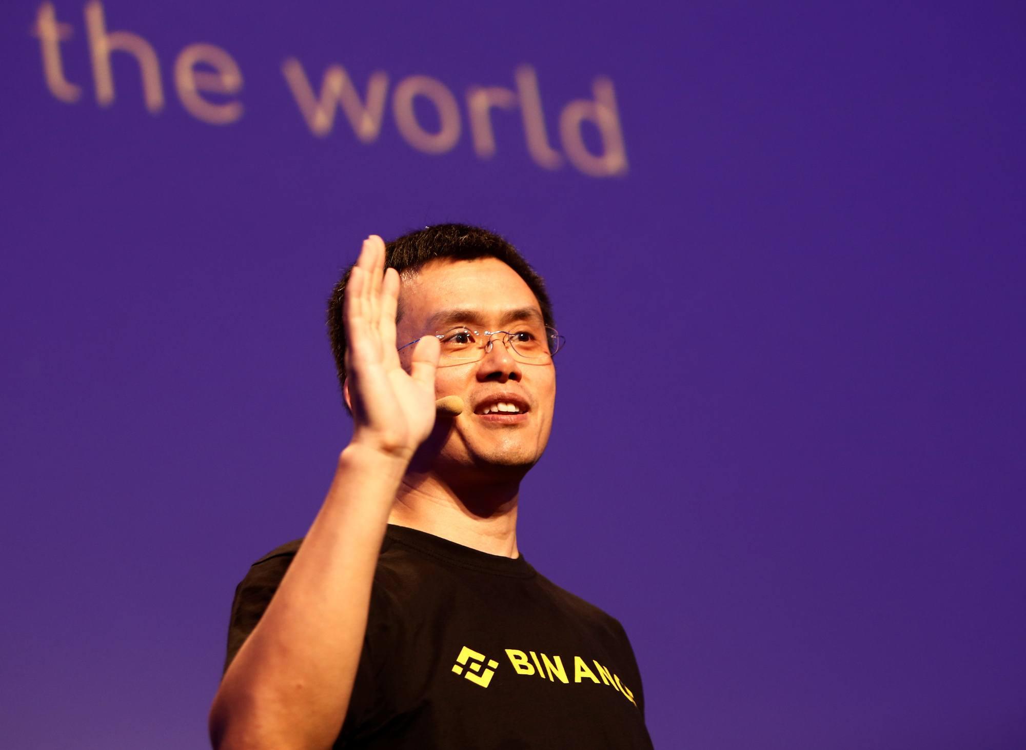 Changpeng Zhao Hints, cz, binance, exchange, public